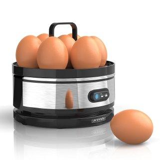 Der Eierkocher mit Warmhaltefunktion