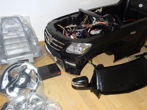 Kinder Elektroauto Aufbauen Anleitung