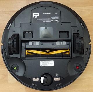 Ecovacs Ozmo T8+ Saug- & Wischroboter mit Absaugstation Test-Bilder 5