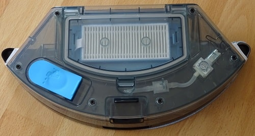 Saugroboter Tesvor S6 Turbo Testbild 6