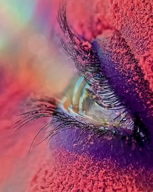 Fotografía, color, ojos