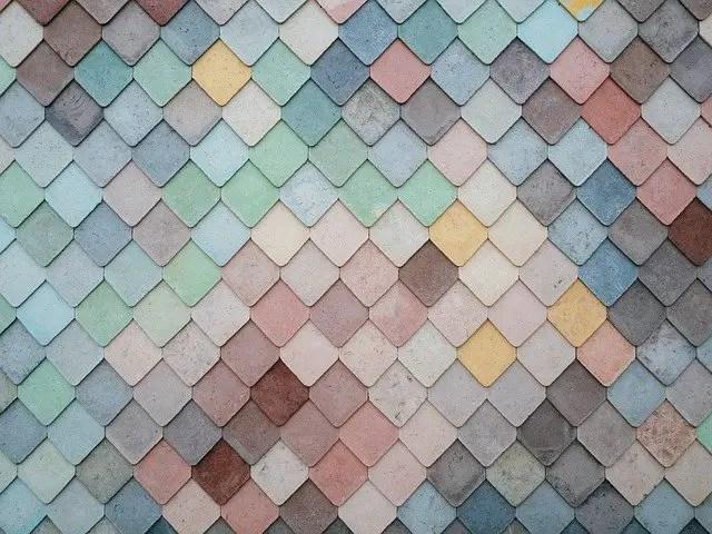 Fotografía -color-pared