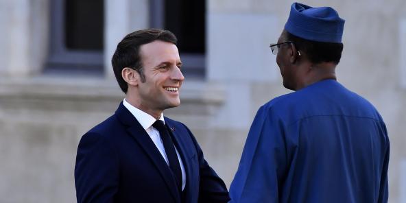 Tchad-France : comment Idriss Déby Itno a encore renforcé l'axe  N'Djamena-Paris – Jeune Afrique