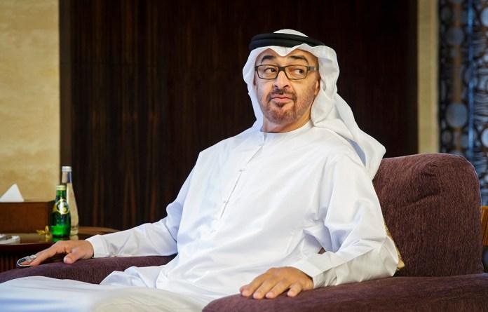 Mohamed Ben Zayed, le prince héritier des Émirats arabes unis.