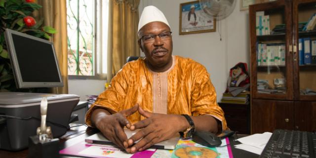 Présidentielle en Guinée : Ousmane Kaba se porte candidat pour le Pades –  Jeune Afrique