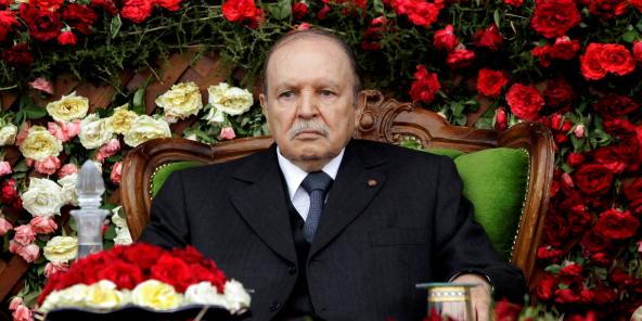 Algérie : décès d'Abdelaziz Bouteflika – Jeune Afrique