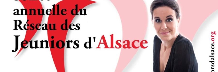 Soirée annuelle du Réseau des Jeuniors d'Alsace 2019
