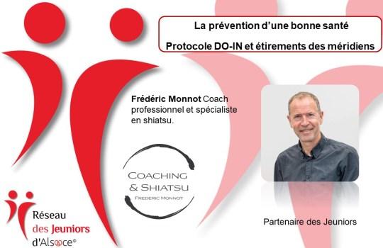 Frédéric Monnot Sève solutions jeuniors