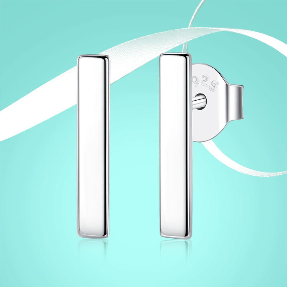 Minimalist Square Earrings