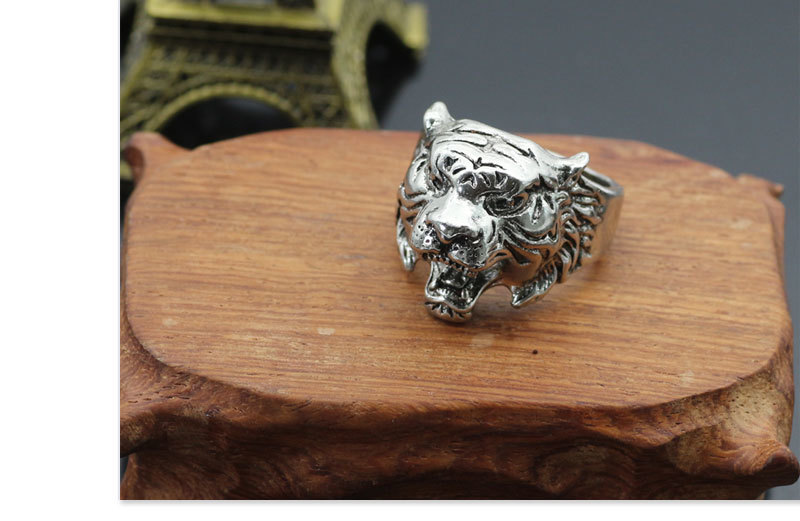 Gothic Punk Rings for Men