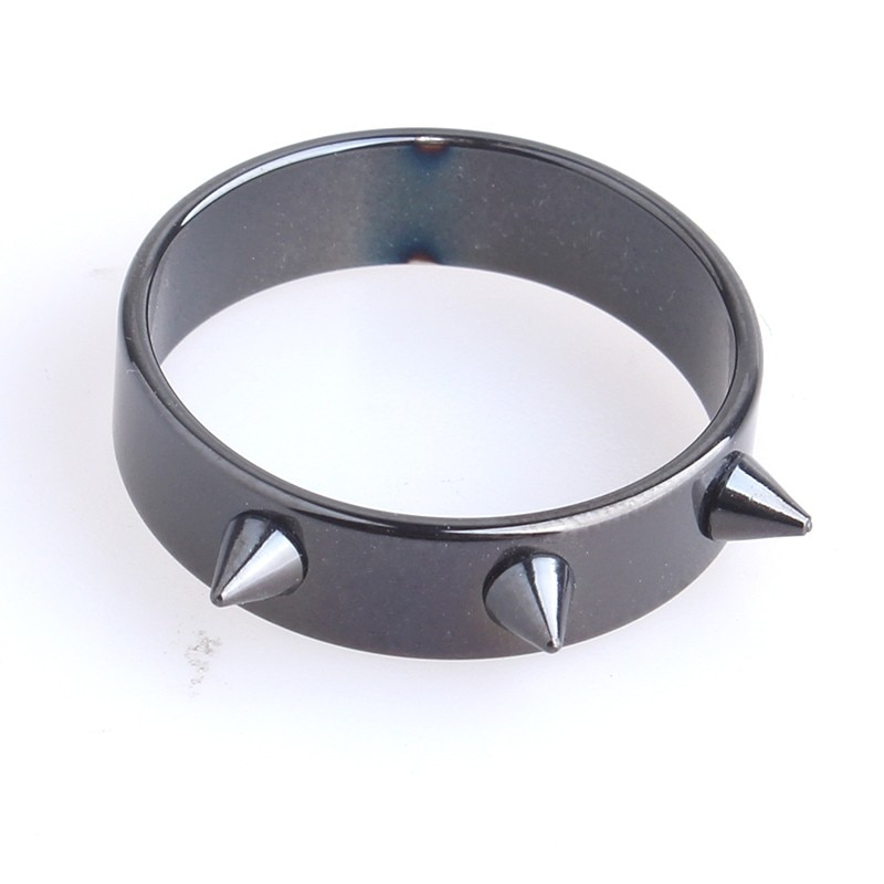 Spike Stainless Steel Ring