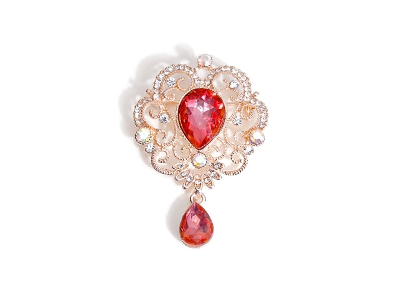 Baroque Brooches
