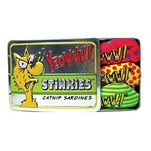 Étain Yeowww De Stinkies (Lot de 6)