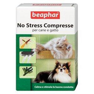 'comprimés «No stresscane/chat Beaphar