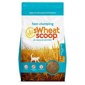 Swheat Scoop Fast-clumping Naturel Litière pour chat