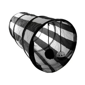 Tunnel pour chat Tunnel chat Tunnel de jeu jouet pliable Tunnel chien chat