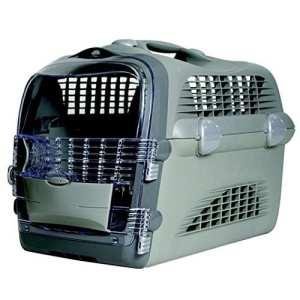 Cat it Caisse de Transport Pet Cabrio Gris