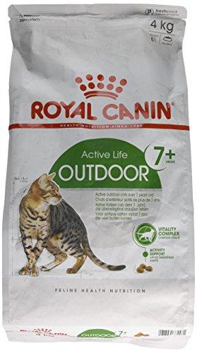 Royal Canin – Royal Canin Outdoor +7 Contenances : 4 kg