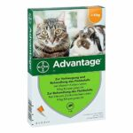 Bayer Advantage Cat 40-4 pipet