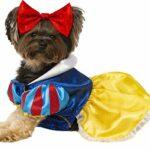 Rubies Disney: Princesse pour Animal Domestique Costume, Blanc Neige, Medium