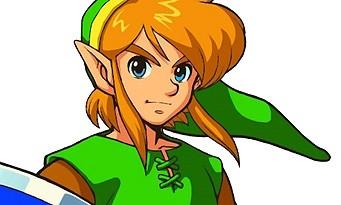 Zelda A Link To The Past Son Successeur Annonce Sur 3ds