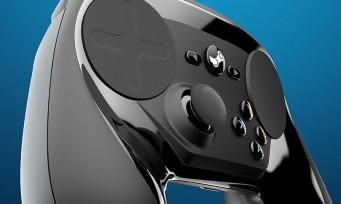 Steam Machine : Valve dévoile le design définitif de son Steam Controller en vidéo