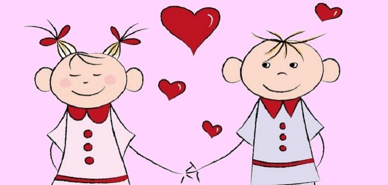 Jeux De Saint Valentin Pour Les Enfants