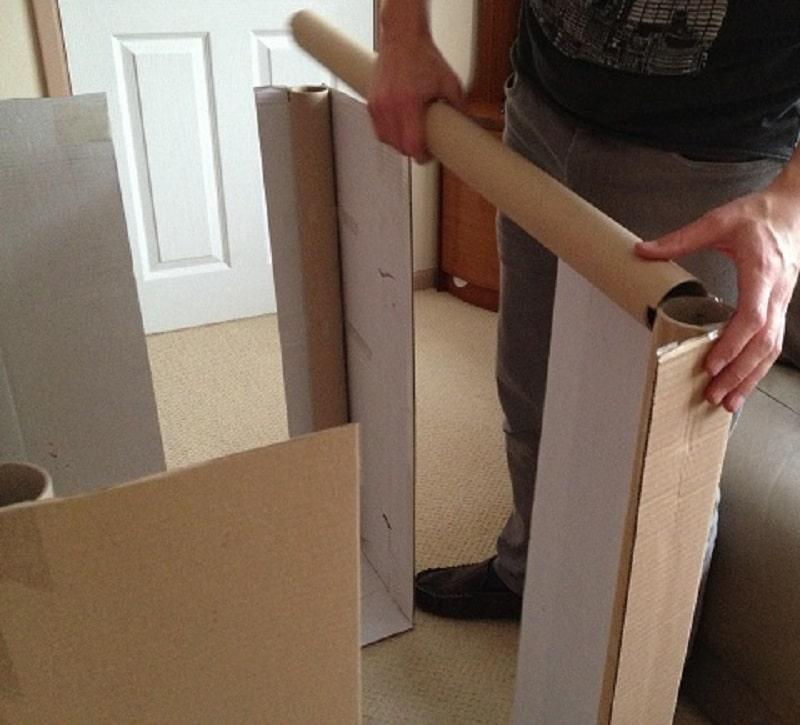 Comment Construire Une Cabane En Carton Modles