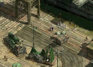 Screenshot de Commandos 2 Men of Courage, jeuxvideo24