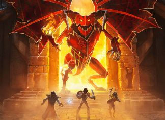 Book of Demons ps4 xbox one nintendo switch artwork