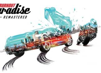 burnout paradise remastered art nintendo switch