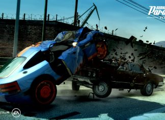burnout paradise remastered screenshot nintendo switch