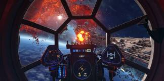Star Wars Squadrons screens EA Play Live 2020 affiche news