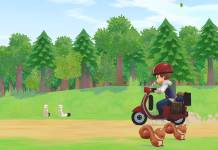 Story of Seasons Pioneers of Olive Town screenshot