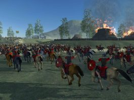 Total War Rome Remastered screenshot annonce