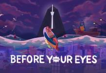 Before Your Eyes Art