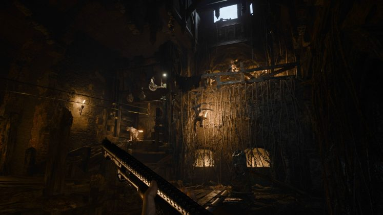 Resident Evil Village avril 2021 screenshot