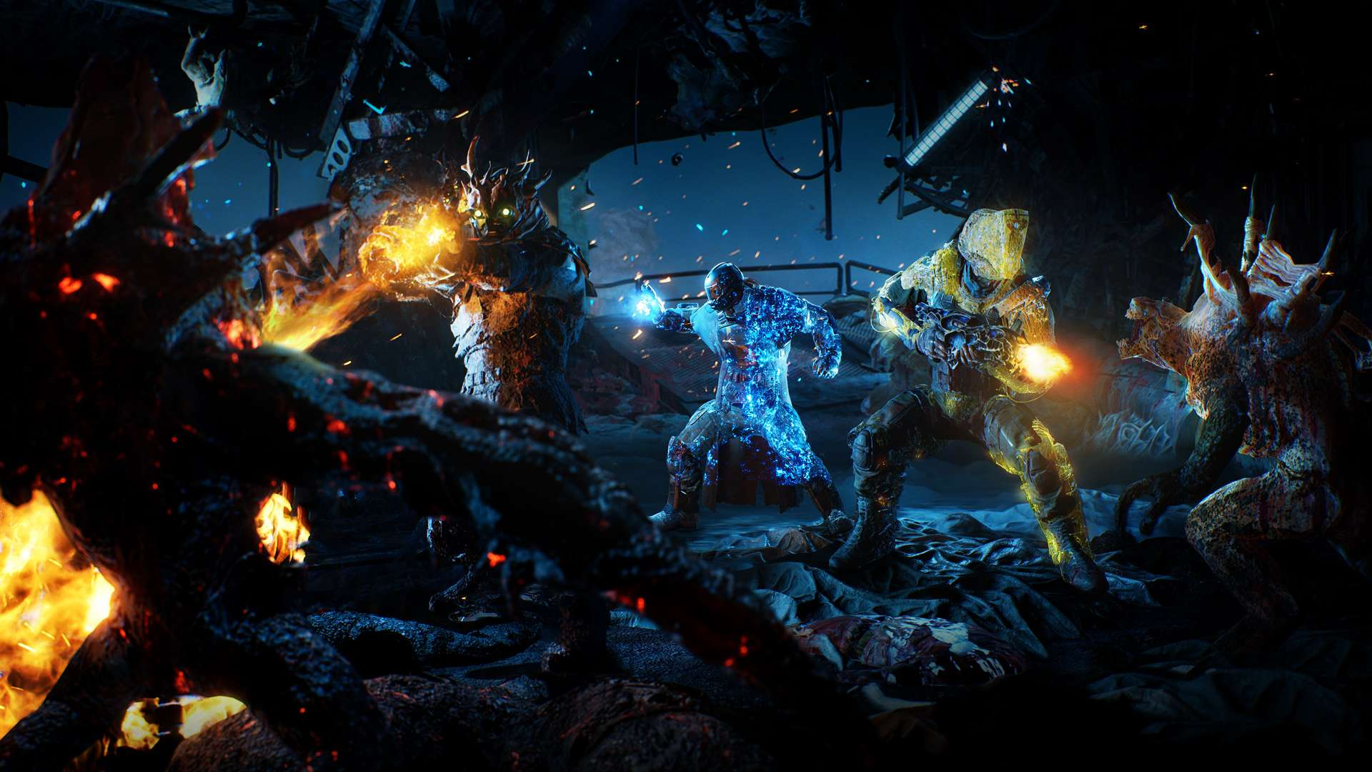 Test de Outriders (PC, PS5, PS4, Xbox Series X|S, One)