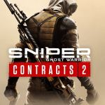 sniper ghost warrior contracts 2 key art logo
