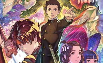 The Great Ace Attorney concept art test ps4