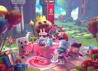 Overcooked All You Can Eat birthday key art