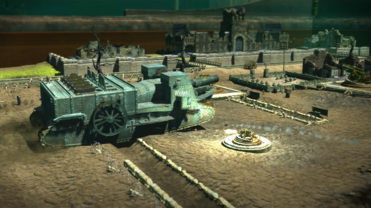 Toy Soldiers HD screenshot