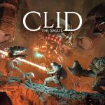 Clid the Snail PS4 Test cover