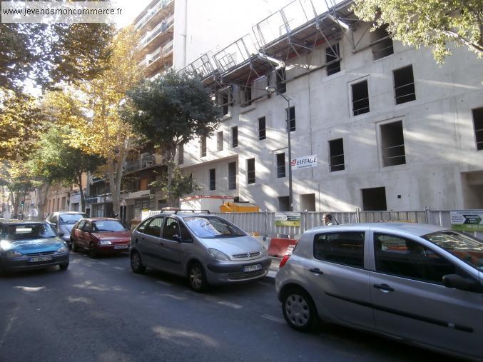 MUR Et Ou FOND CONCESSION AUTOMOBILLE Marseille Vendre