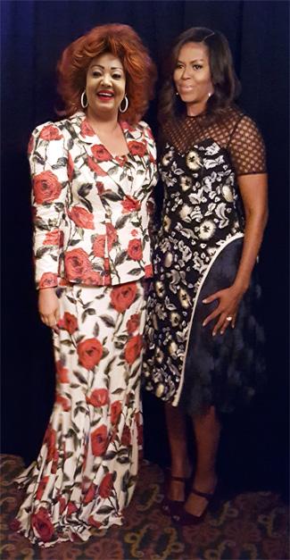 michelle-obama-chantal-biya-education-jeunes-filles-jewanda