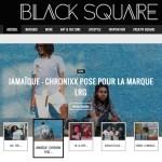 WanDiscovery : Black Square, Site Internet – Cameroun