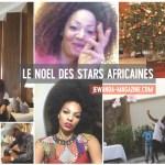 People : Le Noël des stars africaines via Instagram