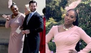 Vidéo : La journée de Serena Williams au mariage de Harry & Meghan