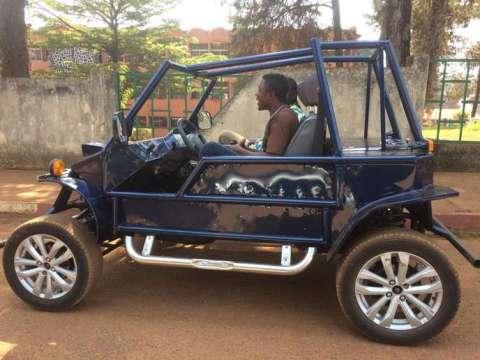 cedric simen premiere voiture made in cameroon jewanda 2
