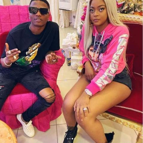 People : Wizkid donne un show privé à Brenda et Chantal Biya…